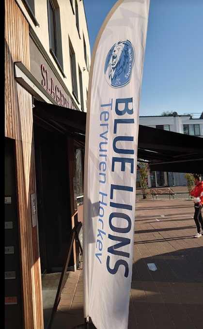 trooper blue lions tervuren hockey barbecue bbq in je kot benefietkot