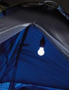 trooper kamperen hanglamp tent